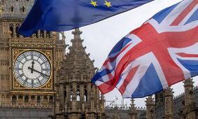 """英国呼吁欧盟改变""""脱欧""""协议谈判立场"""