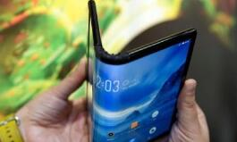三星在中国推出首款5G手机 建议售价7999元