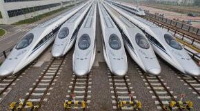 经济历史性飞跃 中国阔步高质量发展新征程