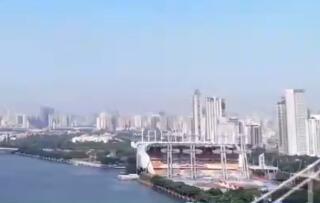 广州:日供电量首破4亿千瓦时 电力负荷今年屡创新高